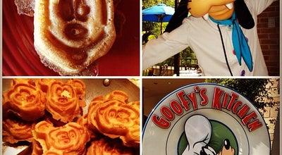Photo of American Restaurant Goofy's Kitchen at 1150 W Magic Way, Anaheim, CA 92802, United States
