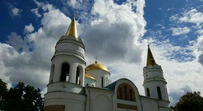 Photo of Church Борисоглібський собор at Дитинець, Чернігів, Ukraine