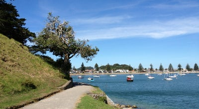 Photo of Trail Mount Maunganui Base Track at Tauranga, New Zealand