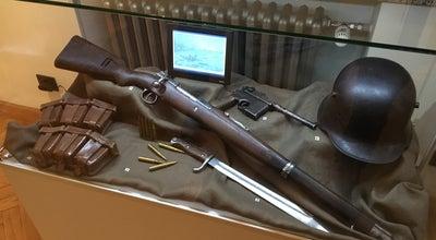 Photo of History Museum Vytauto Didžiojo karo muziejus at K. Donelaičio G. 64, Kaunas 44248, Lithuania