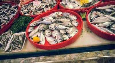 Photo of Fish Market Dinçer Balıkçılık at Namıkkemal Mah, Çanakkale 17100, Turkey