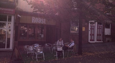Photo of Cafe Roast Café at 46 Howard Street, Sheffield S1 2LX, United Kingdom