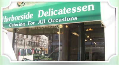 Photo of American Restaurant Harborside Delicatessen at 99 South St, Oyster Bay, NY 11771, United States