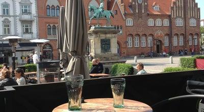 Photo of Cafe Cafe Christian IX at Torvet 17, Esbjerg 6700, Denmark