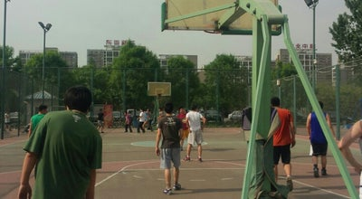 Photo of Theme Park 回龙观体育公园 Huilongguan Sports Park at 回龙观西大街, Beijing, Be, China