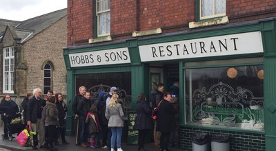 Photo of Fish and Chips Shop Hobbs & Sons Restaurant at Black Country Living Musuem, Dudley DY1 4SQ, United Kingdom