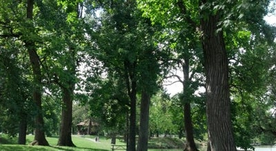 Photo of Park Garvin Park at 1600 N. Main St, Evansville, IN 47711, United States