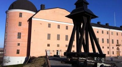Photo of Castle Uppsala Slott at Uppsala Slott, Uppsala 753 20, Sweden