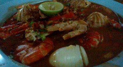 Photo of Asian Restaurant Selera Sri Tambang Mee Udang at 1 Pengkalan Tambang, Bukit Mertajam 13500, Malaysia