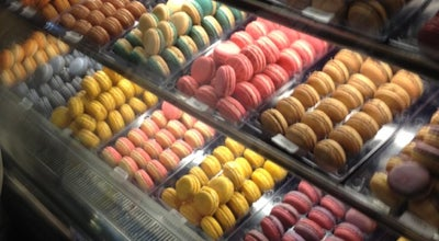 Photo of Dessert Shop Macaron Café at 152 W 36th St, New York, NY 10018, United States