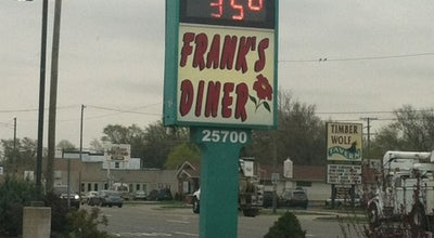 Photo of Diner Frank's Diner at 25700 Plymouth Rd, Redford, MI 48239, United States
