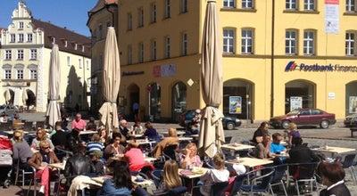 Photo of Cafe Eiscafe Florenz at Dreifaltigkeitsplatz 15, Landshut 84028, Germany