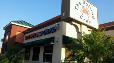 Photo of Seafood Restaurant The Boiling Crab at 742 W Valley Blvd, Alhambra, CA 91803, United States