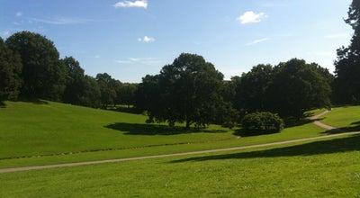 Photo of Park Universitetsparken at Victor Albecks Vej, Aarhus C 8000, Denmark