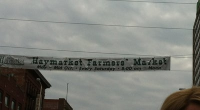 Photo of Farmers Market Farmers' Market at Haymarket, Lincoln, NE 68508, United States