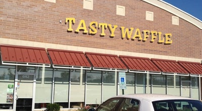 Photo of Breakfast Spot Tasty Waffle at 642 S Weber Rd, Romeoville, IL 60446, United States