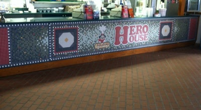 Photo of Sandwich Place Hero House at 1375 Peters Creek Pkwy, Winston Salem, NC 27103, United States