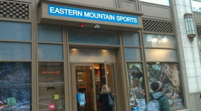 Photo of Outdoor Supply Store Eastern Mountain Sports at 2152 Broadway, New York, NY 10023, United States