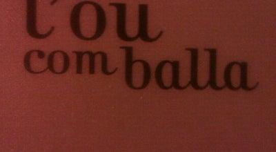 Photo of Bar L'Ou com Balla at Carrer De Sant Jaume 3, Igualada 08700, Spain