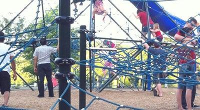 Photo of Playground Grass Lawn Playground at Redmond, WA, United States