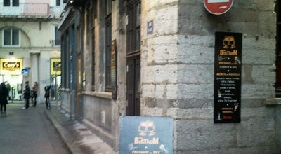 Photo of Bar Les Berthom at 24 Rue Pizay, Lyon 69001, France