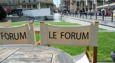 Photo of Bar Le Forum at Place Gambetta, Amiens, France