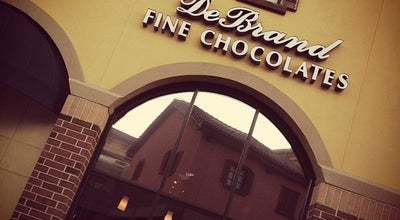 Photo of Candy Store DeBrand Fine Chocolates at 4110 W Jefferson Blvd, Fort Wayne, IN 46804, United States