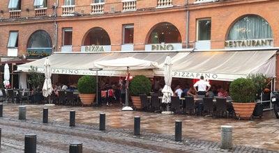 Photo of Pizza Place Pizza Pino at Place Du Président Thomas Wilson, Toulouse 31000, France