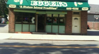 Photo of Ice Cream Shop Eggers Ice Cream Parlor at 7437 Amboy Rd, Staten Island, NY 10307, United States