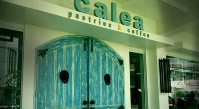 Photo of Dessert Shop Calea Pastries and Coffee at Balay Quince, Lacson St, Bacolod City, Philippines