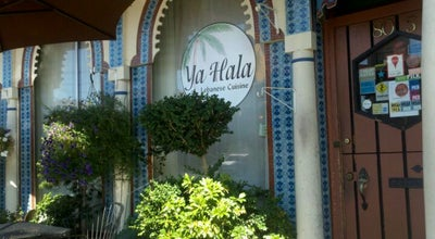 Photo of Middle Eastern Restaurant Ya Hala at 8005 Se Stark St, Portland, OR 97215, United States