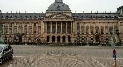 Photo of Palace Koninklijk Paleis / Palais Royal at Paleizenplein 1 Place Des Palais, Brussels 1000, Belgium