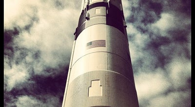 Photo of Science Museum U.S. Space and Rocket Center at 1 Tranquility Base, Huntsville, AL 35805, United States
