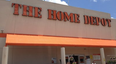 Photo of Hardware Store The Home Depot at 17601 Bruce B Downs Blvd, Tampa, FL 33647, United States