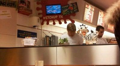 Photo of Food Frituur De Ster at Knokkestraat 16, Knokke-Heist 8301, Belgium