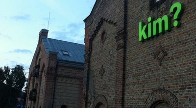 Photo of Art Gallery kim? at Maskavas Iela 12/1, Riga LV-1050, Latvia