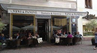 Photo of Italian Restaurant Vini & Panini at Steinweg 2, Fulda 36037, Germany