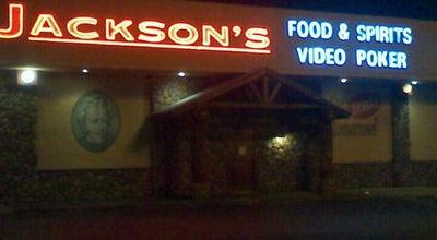 Photo of Bar Jackson's Bar and Grill at 6020 W Flamingo Rd, Las Vegas, NV 89103, United States
