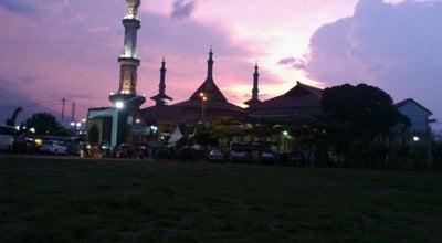 Photo of Mosque Masjid Raya At Taqwa Kota Cirebon at Jalan Raden Ajeng Kartini No. 2, Cirebon, Indonesia
