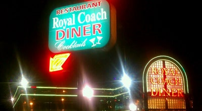 Photo of Diner Royal Coach Diner at 3260 Boston Rd, Bronx, NY 10469, United States