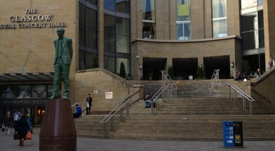 Photo of Concert Hall Glasgow Royal Concert Hall at 2 Sauchiehall St., Glasgow G2 3NY, United Kingdom