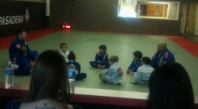 Photo of Martial Arts Dojo Gracie Barra Pasadena at 2560 E Colorado Blvd, Pasadena, CA 91107, United States
