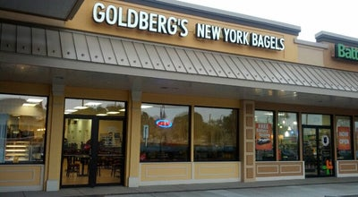 Photo of Bagel Shop Goldberg's New York Bagels at 31 E Padonia Rd, Lutherville Timonium, MD 21093, United States