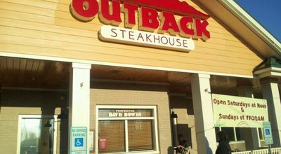 Photo of Steakhouse Outback Steakhouse at 6821 Chital Dr, Midlothian, VA 23112, United States