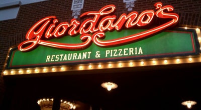 Photo of Pizza Place Giordano's at 135 E Lake St, Chicago, IL 60601, United States