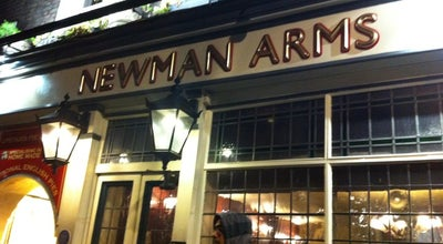 Photo of Gastropub Newman Arms at 23 Rathbone St, London W1T 1NG, United Kingdom