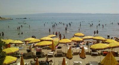 Photo of Beach Bačvice at Preradovićevo Setaliste, Split, Croatia