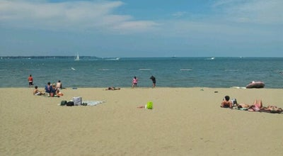 Photo of Beach Sandpoint Beach at 10325 Riverside Drive East, Windsor, On, Canada