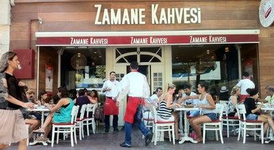 Photo of Coffee Shop Zamane Kahvesi at Vali Konağı Cad. No: 85/1 Harbiye, Nişantaşı, İstanbul, Turkey