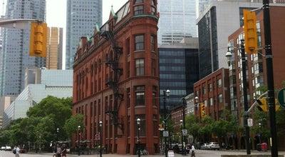Photo of Monument / Landmark Flatiron Building at 49 Wellington Street East, Toronto, ON M5E 1C9, Canada